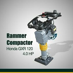 Mgt Rammer Compactor Ram 65h - Free Shipping