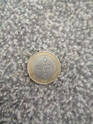 2 Pound Coin 1807 Abolition Of Slavery 2007 Rare Mint With Errors