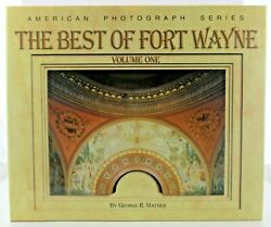The Best Of Fort Wayne Indiana Volume One Large Photo Book Allen County Nice