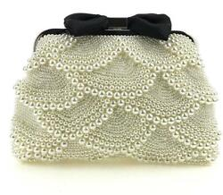 Luxury Pearl Clutch Bags $54.80