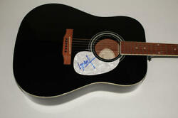 Grant Mickelson Signed Autograph Gibson Epiphone Acoustic Guitar Taylor Swift