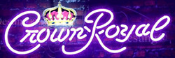 Crown Royal 24x12 Neon Lamp Sign Bar Light Beer Hd Vivid With Dimmer