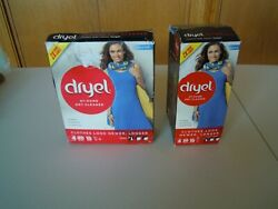 Dryel At Home Dry Cleaner Starter Kit 4 Loads Starter Kit x 2 Boxes = 8 Loads