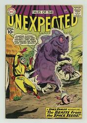 Unexpected 60 Vg/fn 5.0 1961