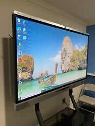 Newline Trutouch X7 Collaboration Display System With Stand