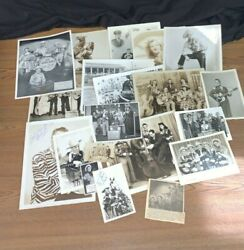 101 Ranch Boys Band Memorabilia Lot Of Photos Articles And Autographs 1950s