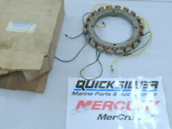 M36 Mercury Quicksilver F663095-4 Stator Assembly Oem New Factory Boat Parts