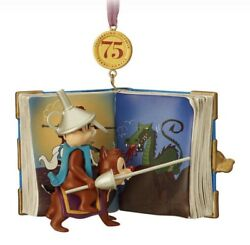 Disney Chip And Dale Sketchbook Ornament Legacy Collection 6