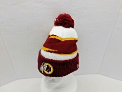 New Era Td Knit On Field Thanksgiving Day Collection Washington Redskins Hat