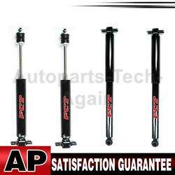 Focus Auto Parts Shock Absorber Front Rear Set Of 4 For Chevrolet 1959-1970