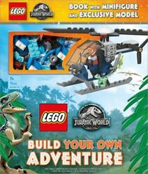 Lego Jurassic World Build Your Own Adventure With Minifigure And Exclusive Mode