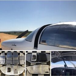Sunshades For Aircraft - Rv-7 / Rv-9 Canopy - Fly Under Shadow