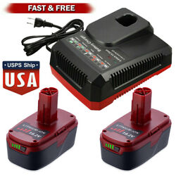 19.2 Volt Xcp For Craftsman C3 Lithium Battery Or Charger Pp2011 11375 130279005