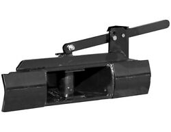 Sam Highway Plow Drop-pin Style Quick Hitch-truck Portion Model 1317210