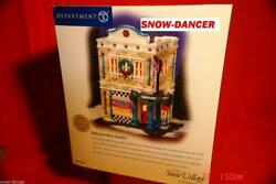 Department 56 Snow Village American Hero Comics Limited Numbered Edition 55322