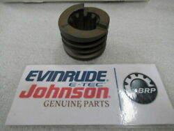 Q12b Johnson Evinrude Omc 314764 Shifter Clutch Dog Oem New Factory Boat Parts