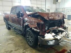 Rear Axle 5.0l Diesel Sv Thru 11/30/16 Fits 16-17 Titan Xd 901057