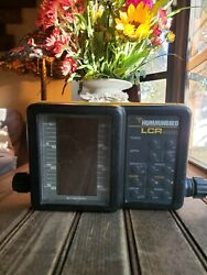 Humminbird Lcr 2000 Fishfinder Not Tested For Parts Or Repair