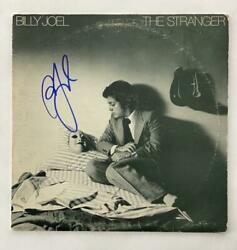 Billy Joel Signed Autograph Album Vinyl Record - The Stranger 52nd Street Real
