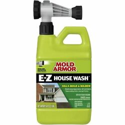 64-fl Oz House And Siding Outdoor Cleaner Cleaning Mold Mildews Vinyl Brick Wood
