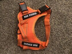 Service dog harness Large Measurements In Pictures