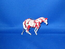 Painted Ponies Horse Christmas Ornament Big Red 12325 Free Shipping