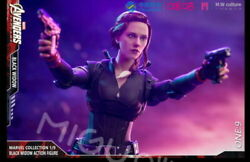 Migu 1/9th Mpc200803 Avengers Black Widow Collectible Doll New Toy Figure Model