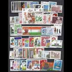 India 1979/98 Qe2 Selection Of Sets Total Cat Value £133 Mnh