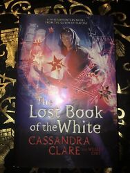 Waterstones - The Lost Book Of The White - Clare - Sprayed, Reversible Dj