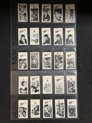 Goodies Limited Monkees Cigarette Cards First Series Of 25. Hard To Find, Rare