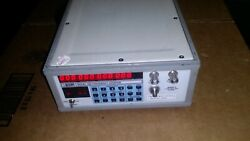 Eip 28b Microwave Frequency Counter 10hz-26.5ghz Opt 05, 021
