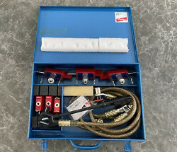 Dehn Earthing And Short Circuiting Device For Low Voltage Cable Systems 220/400v