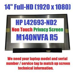 L78067-001 L42693-nd2 Sps-raw Panel Lcd 14 Fhd Ag 1000 Pvcy