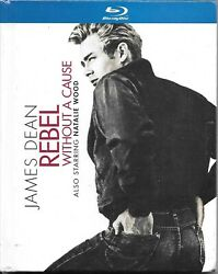 Rebel Without A Cause - James Dean, Digibook Mediabook, New Blu-ray