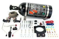 Nitrous Outlet 90mm Fast Intake 04-06 Gto Plate System 10lb Bottle