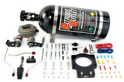 Nitrous Outlet 90mm Fast Intake 98-02 F-body Plate System No Bottle