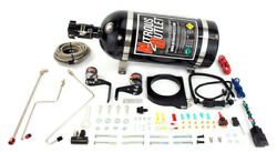 Nitrous Outlet 102mm Fast Intake 2010-13 Camaro Plate System No Bottle