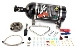 Nitrous Outlet 04-06 Gto Halo Dry System 15lb Bottle