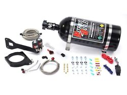 Nitrous Outlet Gm 99-02 Fast 102 Truck Plate Systemafr10lb Bottle