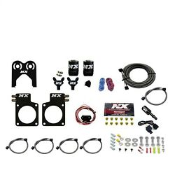 Nitrous Express Fits Nissan Gt-r Nitrous Plate System 35-300hp Without Bottle