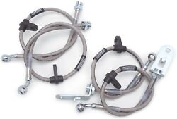 Russell 695950 1997-06 Jeep Wrangler Tj W/4in. To 6in. Lift Dot Brake Line Kit