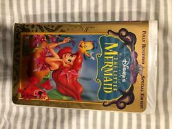 The Little Mermaid Vhs And The Little Mermaid 2 Return To The Sea Vhs