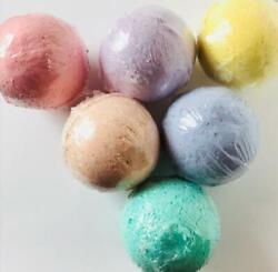 Bath Balls Bath Fizzy For Spa Gift Sets Handmade With Essential Oil Blends In So