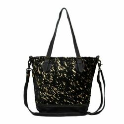 Celestial Canvas and Hair On Bag $59.99
