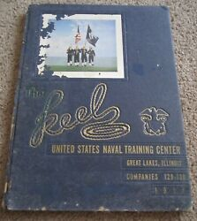1951 United States Naval Training Center Great Lakes Illinois Yearbook The Keel