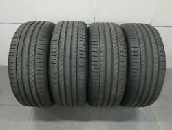 4x Summer Tyre Continental Sportcontact 5 Suv 275/50 R20 113w Mo/68mm/xx18