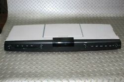 07-10 Mark Lt Rear Dvd Player Screen Roof Mounted Overhead Player Gray Oem