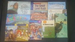 Tapestry of Grace Year 3 History amp; Literature Lower Grammar Lot of 11