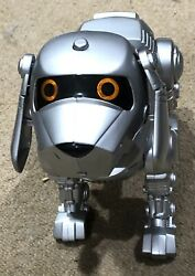 Vintage Tekno The Robotic Puppy Dog - Working