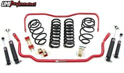 Umi Gbf001-1-r 1978-1988 G-body Handling Kit Package Red 1 Lowering | Stage 1